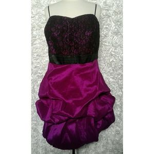 Torrid Strapless Prom Cocktail Dress Size 20